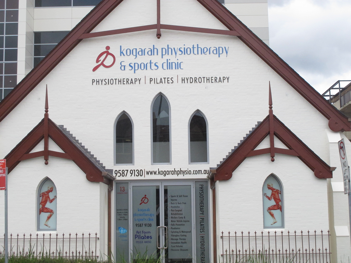 Kogarah Physiotherapy & Sports Clinic